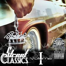 VARIOUS ARTISTS-RAP A LOT STREET CLASSICS 1 / VARIOUS  CD NEW