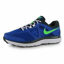 Nike Dual Fusion Lite 2 Running Shoes Mens Lyon Blue Fitness Trainers Sneakers