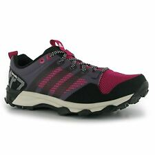 Adidas Kanadia 7 TR Running Shoes Womens Purple/Pink Trainers Sneakers Fitness