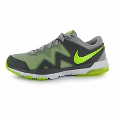 Nike Air Sculpt TR Fitness Trainers Womens Grey/Volt Gym Workout Sneakers Shoes