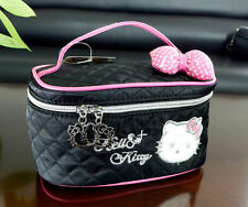 New Hellokitty Cosmetic bag make up Case AA-55101
