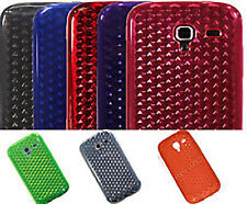 Soft TPU patterned Gel Jelly Skin Protector Case Cover Pouch For Nokia Models UK