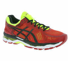 NEW asics Gel-Kayano 22 Men's Sneakers Running Sports Shoes Red T547N 2490 SALE