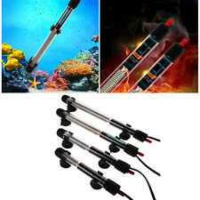 50/100/200/300 Aquarium Submersible Aquarium Fish Tank Adjustable Water Heater