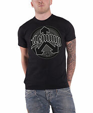 Lemmy T Shirt born to lose  motorhead Arrow Logo new Official Mens