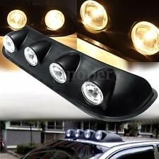 12V 55W Amber Roof Top Light Bar Fog Lamp For Jeep Pickup 4X4 Off Road SUV Truck