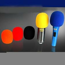 Pro vocalist antipop Microphone Foam Cover Sponge Windshield Mic DJ Shield J