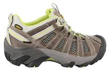 Keen Voyageur  Shoe Leather Womens Hiking Shoes