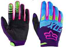18144-002 Fox Gloves Vicious SE MX ATV Off Road Adult Blue