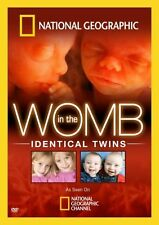 In The Womb:identical Twins 0727994753551, DVD REGION 1, BRAND NEW FREE P&H
