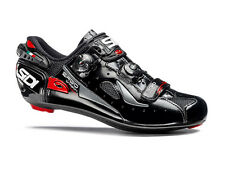 Sidi Ergo 4 Mega Carbon Composite Shoes - Black/Black