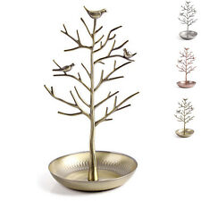 Necklace Rack Earring Holder Hanging Jewelry Tree Display Organizer Storage New