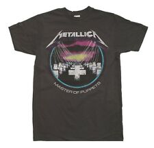 Brand New Metallica Master of Puppets Vintage T-Shirt