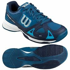 Wilson Rush Pro Junior All Court Tennis Shoes