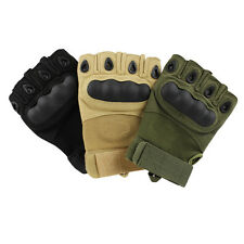 Military Airsoft Hunting Shooting Motorcycle Army Paintball Tactical Full Gloves