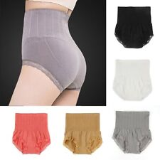High Waist Briefs Body Shapers Slimming Shapewear Tummy Control Panties Knickers