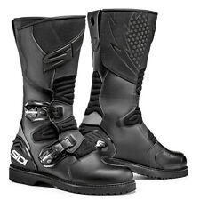 NEW SIDI ALL ROAD GORE-TEX MX MOTOCROSS DIRTBIKE OFFROAD BOOTS BLACK ALL SIZES