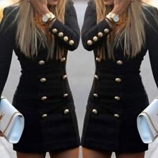 New Women Bandage Bodycon Long Sleeve Evening Sexy Party Cocktail Mini Dress