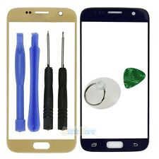 Front LCD Outer Glass Screen Lens For Samsung Galaxy S7 G930 G930A G930V G930T