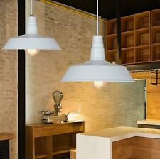 Retro Style Industrial Vintage Bar Cafe Hanging Ceiling Pendant Light Lampshade