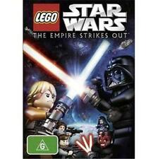 LEGO Star Wars: The Empire Strikes Out : NEW DVD