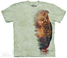 Woodsy Owl The Mountain Adult Size T-Shirt