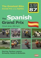 The Greatest Bike Grands Prix of the Eighties - Spanish GP 1987 (New DVD) Motogp