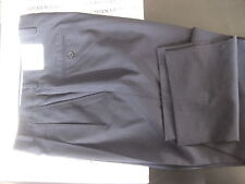 NWT Hart Schaffner & Marx PREMIUM DESIGNER WORSTED WOOL PANT PLEATED FRONT