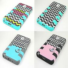 HYBRID ShockProof Hard Rubber Protective Case Cover For Samsung GALAXY Note 5