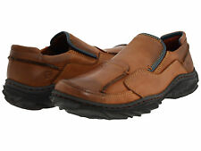 NEW  BORN ® Gainey LOAFER SLIP-ON LEATHER PREMIUM COMFORT SHOES TAN OR BROWN
