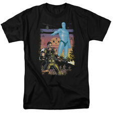 Watchmen Alan Moore Comedian And Dr Manhattan Vietnam Comic Movie Adult T-Shirt