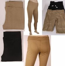 NANA FASHION Skinny Leg Slim Fit Knit Stretch Thicker Tight Legging Pant M NWT