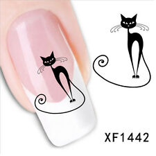 Fingers Stickers Stamping Stickers Nail Art Nail Stickers Water Transfer Decals