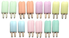 FUN POPSICLE STUD EARRINGS ~ 7 COLORS ~ U PICK