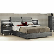 Luca Home Sleigh Bed