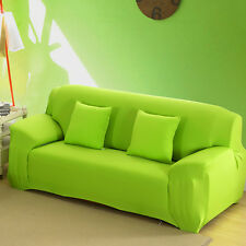 Home Chair Loveseat Sofa Cover 1 2 3 Seater Couch Stretch Protector Slipcover US