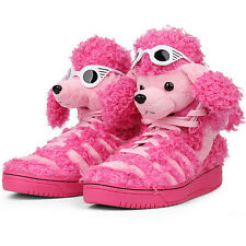 Adidas by JEREMY SCOTT JS poodle poodle pink Shoes Trainers pink