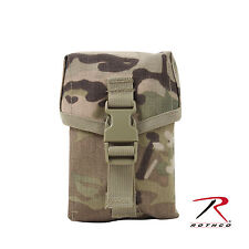 40122 / 40126 Rothco MOLLE II100 Round Saw Pouch