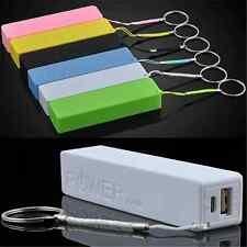 2600mAh Portable Cool USB External Battery Charger Power Bank For Cell Phone FT