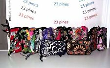 VERA BRADLEY ALL IN ONE WRISTLET CHOICE OF RETIRED PATTERNS ALL NWT