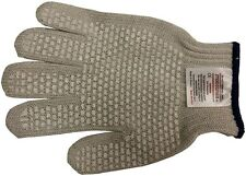Steelcore II Cut Resistant Gloves with PVC Blocks on Both sides Sold by the Each
