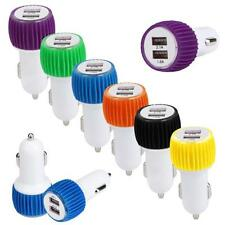 Dual USB 2-Port Mini Car Charger Adapter For Android Samsung For IPhone 5V/2.1A