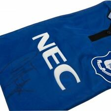 Everton FC Ferguson Signed Shirt Football Soccer EPL