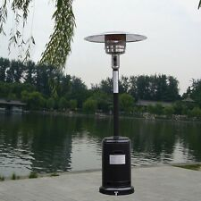 Garden Outdoor Patio Heater Propane Standing LP Gas Steel accessories US