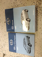 2005 TOYOTA SCION tC TC T C Service Shop Repair Manual Volume 2 & EWD NEW