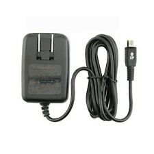 BLACKBERRY PHONE OEM Mini USB HOME HOUSE WALL CHARGER TRAVEL AC POWER ADAPTER