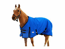 Derby Exclusive Heavy Duty 1200D Horse Winter Turnout Blanket 300g Insulation