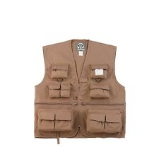 8546 Rothco Kid's Uncle Milty's Khaki Travel Vest
