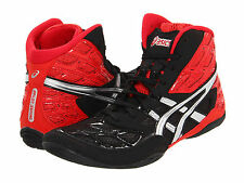 New! Mens Asics Split Second 9 Wrestling Shoes Sneakers - most sizes - Red