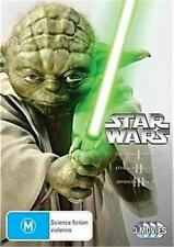 STAR WARS PREQUEL TRILOGY Episodes 1 2 3 : NEW DVD